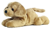 aurora world flopsie golden retriever adorable