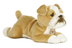 aurora world miyoni inches bulldog stuffed