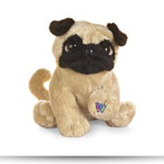 Buy Lilkinz Pug Plush