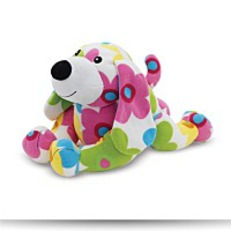 Save Melissa And Doug Daisy Dog Plush