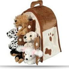 Buy Plush Dog House