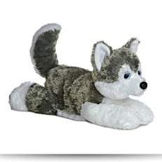 Buy Shadow siberian Husky 12 Plush Dog