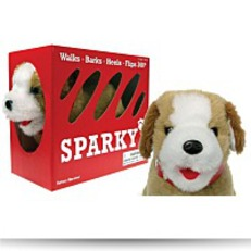 Buy Sparky The Fabulous Flip Over Pet Dog