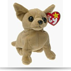 Ty Beanie Babies Tiny Dog
