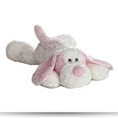 World Lying Dafney 13 Plush Dog