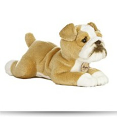 Buy World Miyoni 11 Inches Bulldog Stuffed