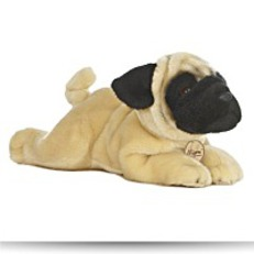 World Miyoni 11 Inches Pug Dog