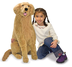 melissa doug golden retriever plush them