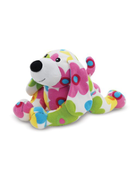 Melissa And Doug Daisy Dog Plush